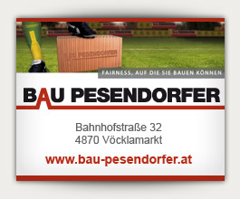Bau Pesendorfer